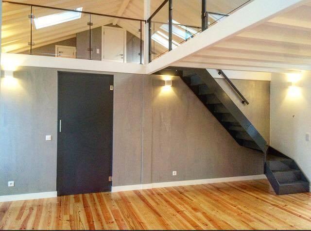 Appartement en duplex de 150m² à Lisbonne