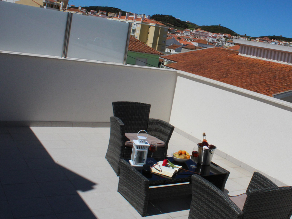 Appartement triplex à Sao Martinho do Porto